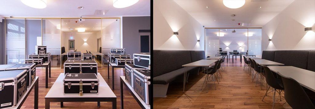 Räume für Firmen-Events in Paderborn
